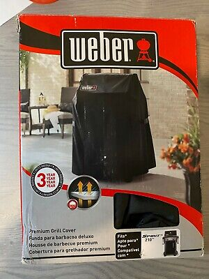 $ CDN50.42 • Buy Weber Grill Cover - Spirit 210  - Open Box - (I Bought It By Mistake)