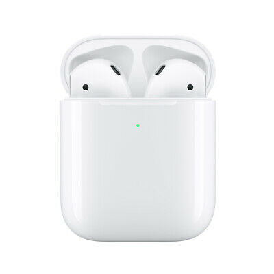 AU509.90 • Buy Apple Airpods With Wireless Charging Case