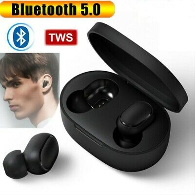 $14.59 • Buy For Xiaomi-5.0 TWS Airdots Earphone Headset Bluetooth Stereo Headphone Earbud