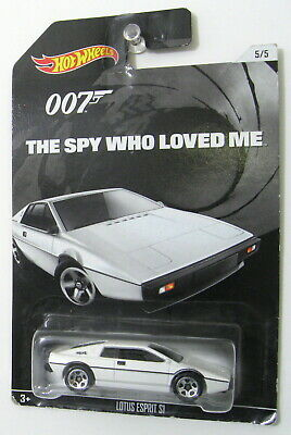 $ CDN6.62 • Buy Hot Wheels 007 Series ~ Lotus Esprit SI