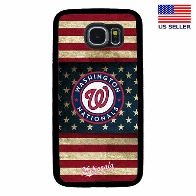 $ CDN20.10 • Buy Washington Nationals Phone Case Samsung Galaxy S6 S7 S8 S9 S10 Plus E Edge Note