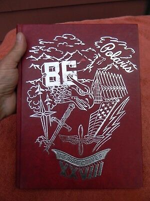 $49.99 • Buy 1986 United States Air Military Force Academy Polaris Yearbook Annual Xxviii