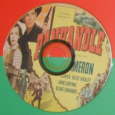 £4 • Buy WESTERN 116: PANHANDLE (1948) SEPIA Rod Cameron, Cathy Downs, Reed Hadley