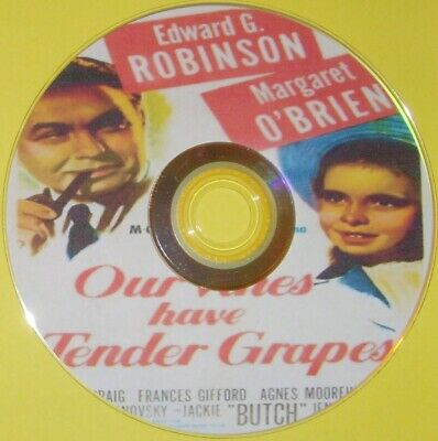 DRAMA 225: OUR VINES HAVE TENDER GRAPES 1945 Edward G. Robinson • 4£