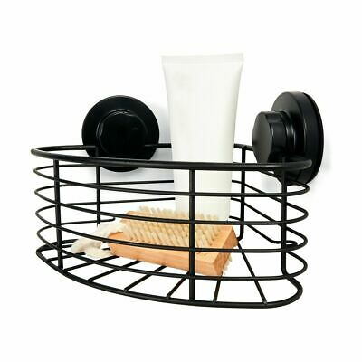 AU21.50 • Buy New Suction Corner Caddy Storage Holder Rack Organiser Bathroom Wall Suction LF.