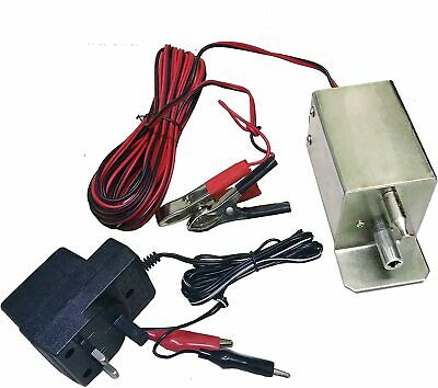 £45 • Buy Stainless Steel Electric Cypriot BBQ Motor Spit Cyprus Grill Rotisserie 12/240V