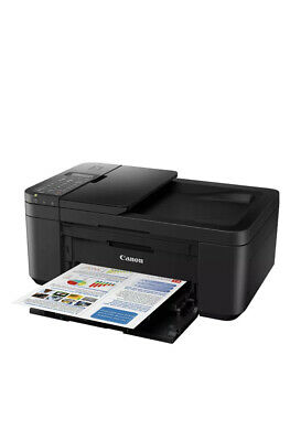 Brand New Canon PIXMA TR4550 4-In-One Printer - Black - BRAND NEW WITH INK • 65.99£