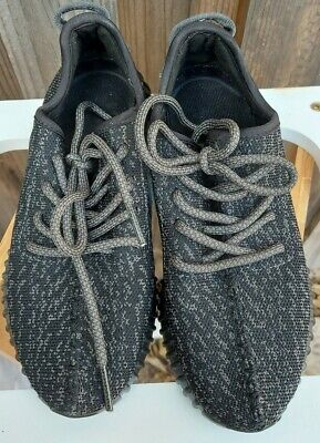 AU150 • Buy Yeezy 350 Pirate Black Adidas Mens Shoes Size US 6