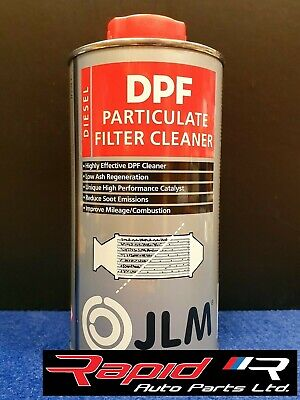 Jlm Dpf Diesel Particulate Filter Cleaner Cleaning Fluid 375ml Effective Fix • 25.99£