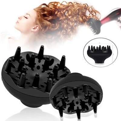 £3.55 • Buy Universal Professional Hair Diffuser Dryer Diffuser Attachment Blow Dryer Head