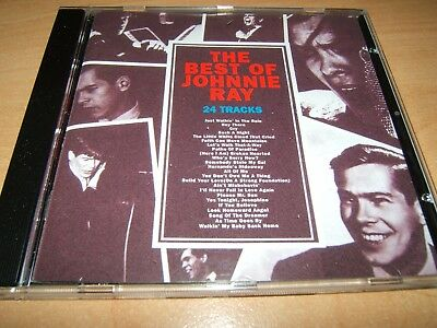 The Best Of Johnnie Ray CD • 1.35£