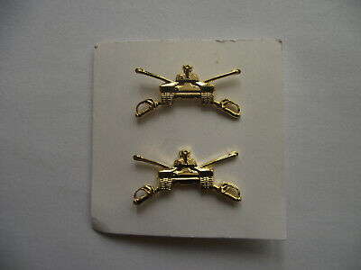 US Army Armor Officer Branch Insignia • 8.99£