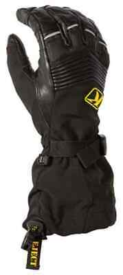 $ CDN168.35 • Buy Klim Summit Mens Cold Weather Winter Sled Snowmobile Gloves-Black-Small