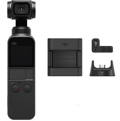 $199 • Buy Bundle Of DJI Osmo Pocket 4K Camera+full Accessories/travel/Sports/WiFi Kit.