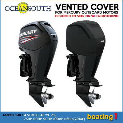 AU156.99 • Buy Mercury Outboard Motor Engine Vented Cover 4 STR 4 CYL 2.1L 75-115HP (2014>)