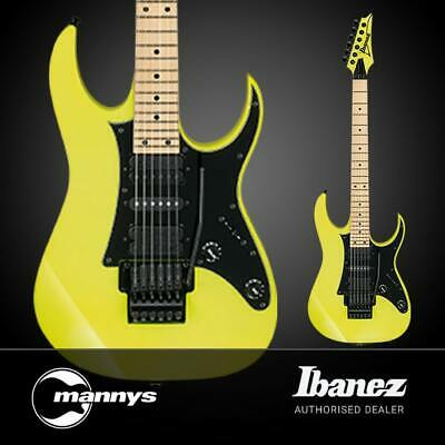 AU1499 • Buy Ibanez RG550 Prestige Genesis Collection Electric Guitar (Desert Sun Yellow)