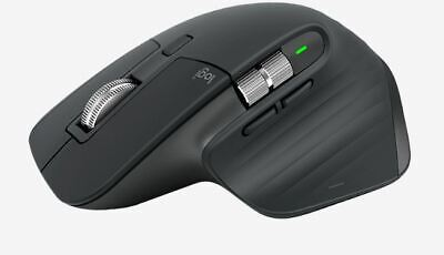 AU162 • Buy Logitech MX Master 3 Wireless Mouse – Graphite 910-005698