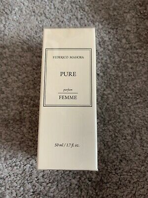 💝FM10 Pure Perfume For Women, 50ml New In Box * 💖 • 14.90£