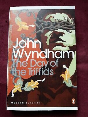John Wyndham The Day Of The Triffids • 4.50£