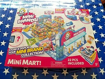 $ CDN102.02 • Buy ZURU 5 Surprise MINI BRANDS MINI MART 4 Mystery Minis STORE & DISPLAY