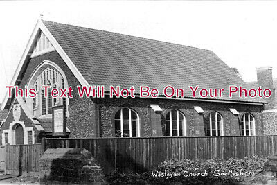 NF 2038 - Snettisham Wesleyan Church, Norfolk • 3.29£