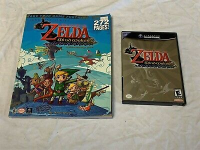 $59.99 • Buy Legend Of Zelda: The Wind Waker (GameCube, 2003) Video Game With Strategy Guide
