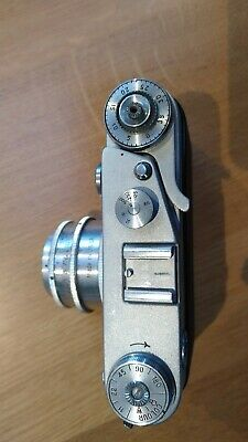 Zorki - 6 Vintage Camera Made In Ussr Soviet Russian • 35£