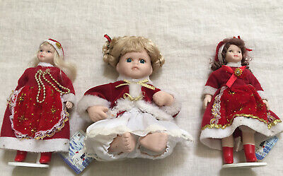 $ CDN27.05 • Buy Porcelain Doll Lot