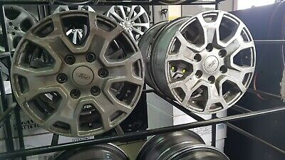 AU690 • Buy 4x GENUINE FORD RANGER WHEELS 16  6/139.7 TO SUIT FORD RANGER RAPTOR