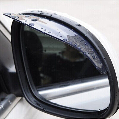 $ CDN5.64 • Buy 2x Universal Car Rear View Side Mirror Rain Board Eyebrow Guard Sun Visor Parts