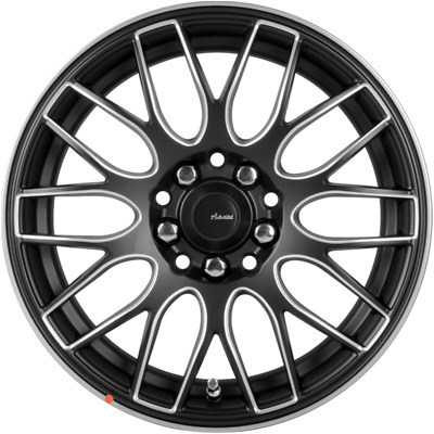 AU833 • Buy 4x17  INCH ADVANTI M8 501 WHEELS AUDI ET 45