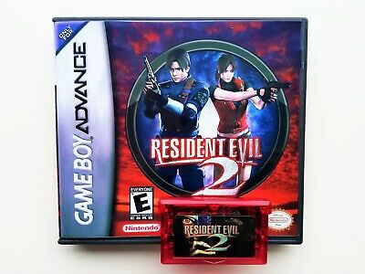 $24.99 • Buy Resident Evil 2 Prototype Tech Demo Game Boy Advance GBA Custom (Unreleased USA)