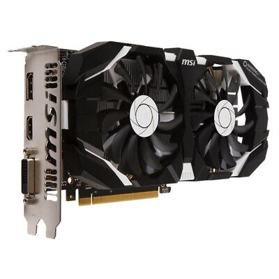 $ CDN205.15 • Buy MSI NVIDIA GeForce GTX 1060 3 GB 192bit GTX1060 3GB D5 HDMI 1152sp Video Card