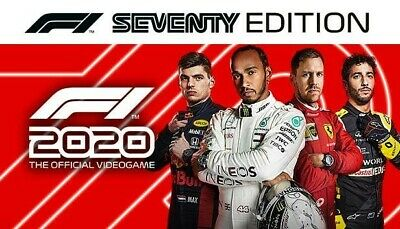 F1 2020 PC Seventy Edition PC  [READ DESCRIPTION]  • 13.82£