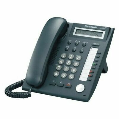 £49.95 • Buy Panasonic KX-DT321 Corded Business System Charcoal Phone-refurbished-pack Of 3