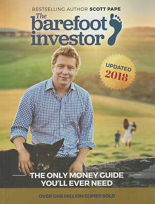 AU9 • Buy The Barefoot Investor: Scott Pape