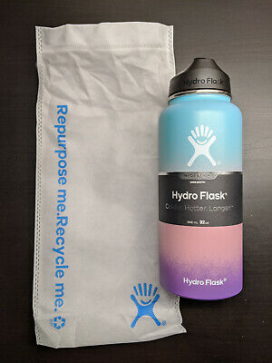 $29.99 • Buy Hydro Flask Water Bottle Stainless Steel & Vacuum Insulated -32OZ With Straw Lid