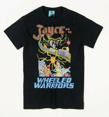 Jayce And The Wheeled Warriors Black T-Shirt • 19.99£