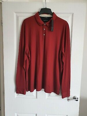 Marks And Spencer AUTOGRAPH POLO Shirt Top Size XXL NEW  • 7.50£