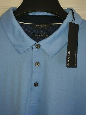 Marks And Spencer Autograph POLO Shirt Top Size XXL NEW  • 8.50£