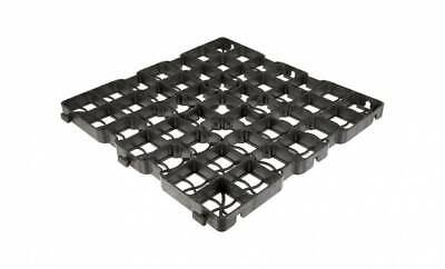 Black Plastic Ground Reinforcing Grids - 1, 3, 5, 10 SQ/M Discounts - Heavy Duty • 72.99£