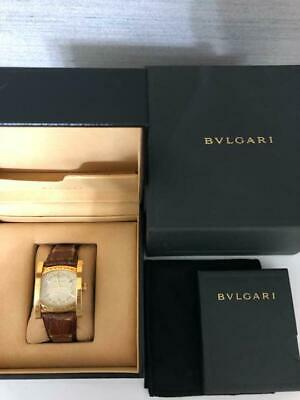 £5057.68 • Buy BVLGARI ASSIOMA Rare Watch 750 18 Gold AA 44G D 291 FABRIQUE EN SUISSE Watch