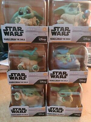 $49.95 • Buy IN STOCK!!! COLLECTOR GRADE:  The Bounty Collection Baby Yoda - 6 Figure Bundle