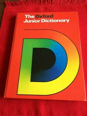 The Oxford Junior Dictionary 1978 • 1.99£