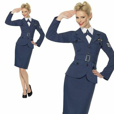 Air Force Captain 1940's Outfit Size 16 - 18 Large  • 10£