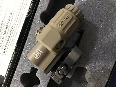$480 • Buy EOTECH G33 3X Magnifier Tan With STS Mount