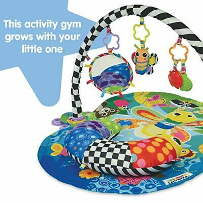 LAMAZE Freddie The Firefly Baby Activity Play Mat  3-in-1 Baby Gym With 3 Senso • 31.45£