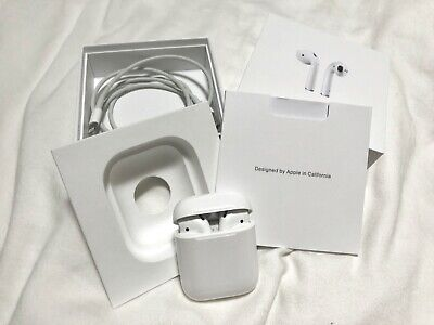 $ CDN150 • Buy Like New - Used Apple AirPods 2nd Generation With Charging Case - White