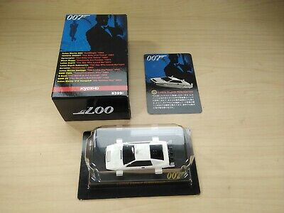 $ CDN16.06 • Buy Kyosho 1/72 007 James Bond Miniature Model Mini Car Lotus Esprit Submarine