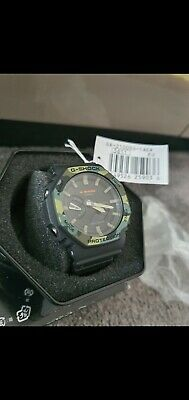 View Details Casio GA-2100SU-1AER Casioak Camouflage Brand New With Tags Unworn G Shock  • 30.00£